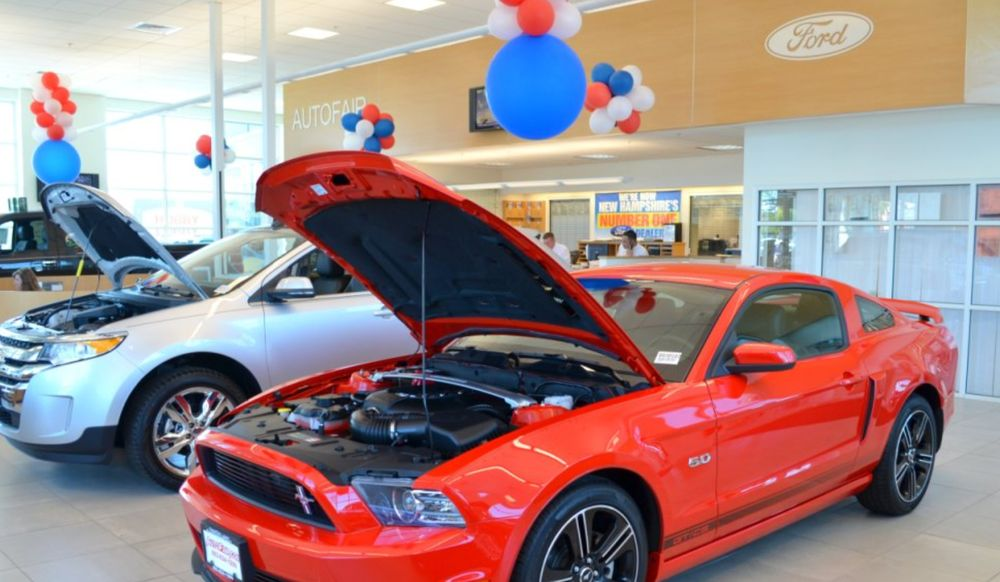 Autofair Ford Manchester >> AutoFair Ford in Manchester - 14 Photos & 39 Reviews - Car Dealers - 1475 S Willow St ...