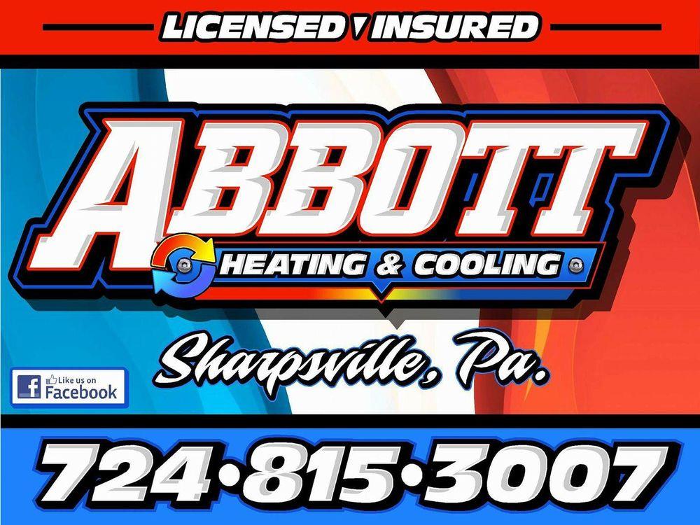 Abbott Heating & Cooling: 2909 William Ave, Sharpsville, PA