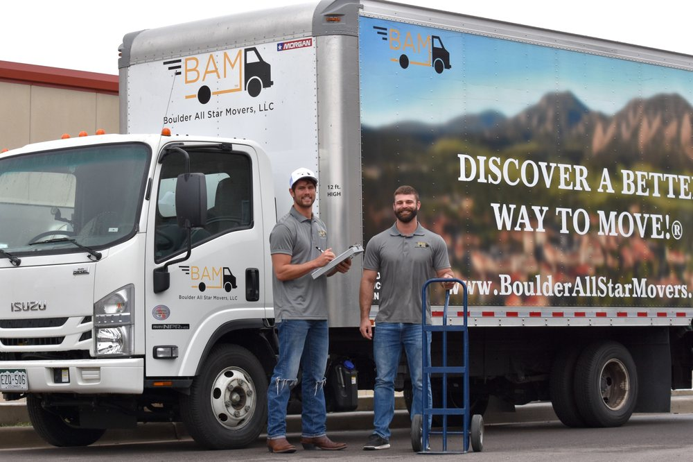 Boulder All Star Movers: 1155 13th St, Boulder, CO