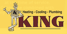 King Heating Cooling & Plumbing: 101 Ontario St, Frankfort, IL