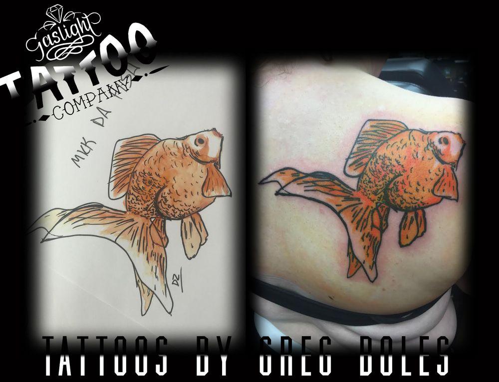 Gaslight Tattoo Company: 509 S Florida Ave, Lakeland, FL