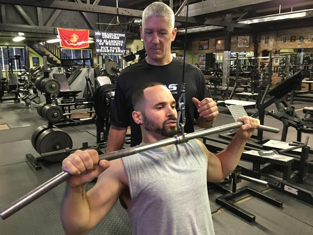 Extraordinary Training With Rob Hirsh: 3727 N Broadway, Chicago, IL