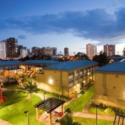 Photo Of Waena Apartments Honolulu Hi United States Exterior Night View