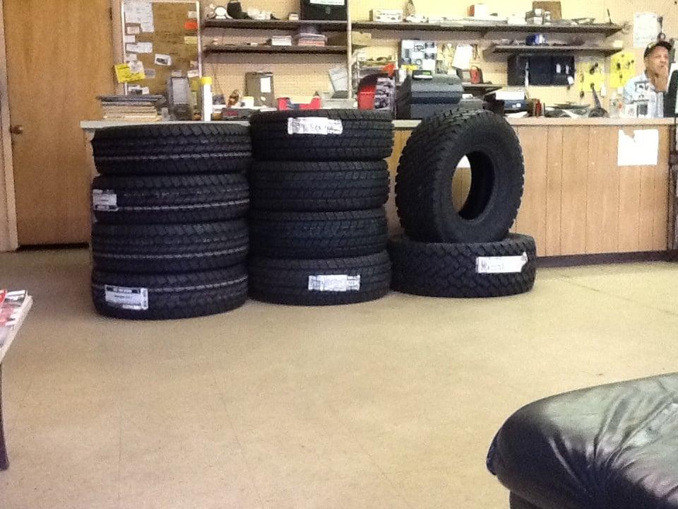 Midway Tire & Service Center: 18421 Coastal Hwy, Lewes, DE