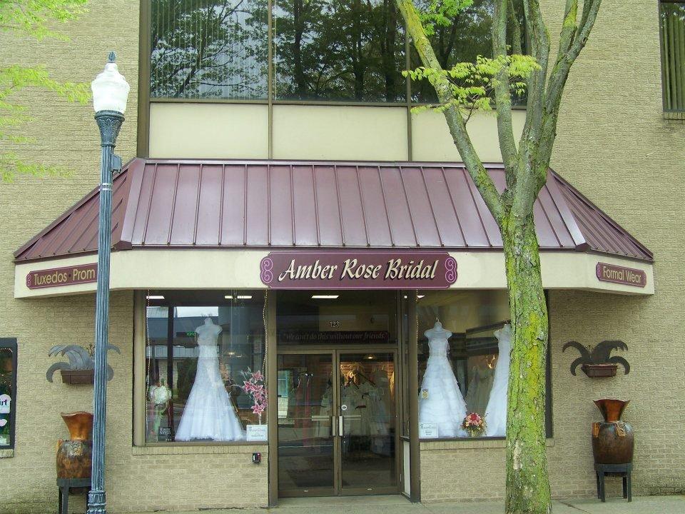 Amber Rose Bridal & Formal Wear: 123 W 4th St, Williamsport, PA