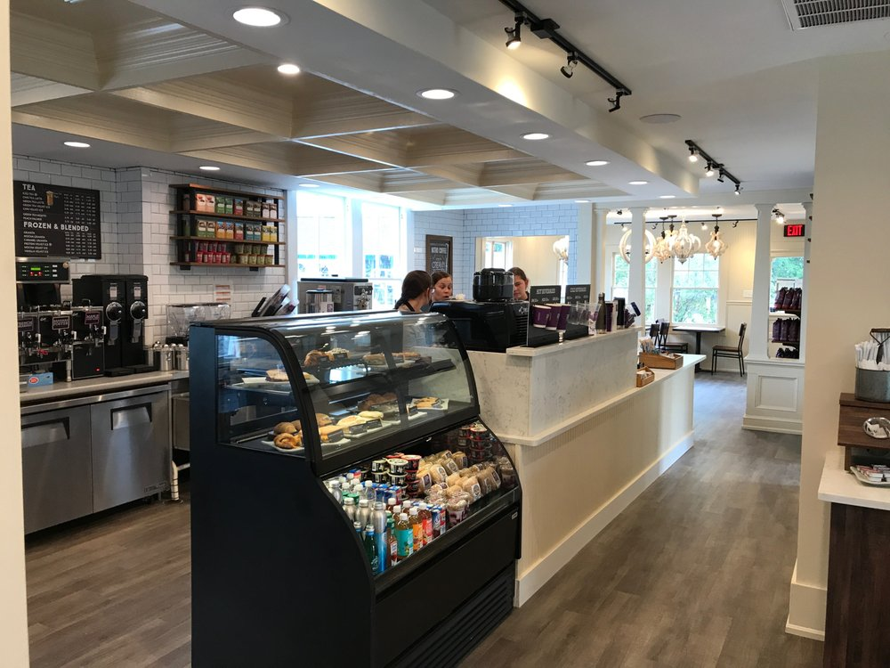 PJ's Coffee: 207 Main St, Bay Saint Louis, MS