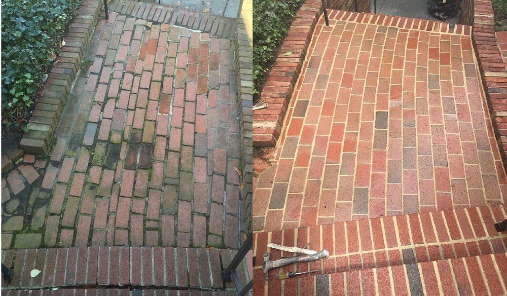 Brick by Brick: Washington, DC, DC