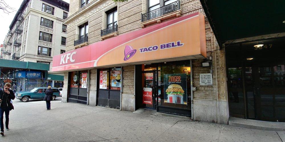Kfc 20 photos takeaway fast food 3645 broadway for Harlem food bar yelp