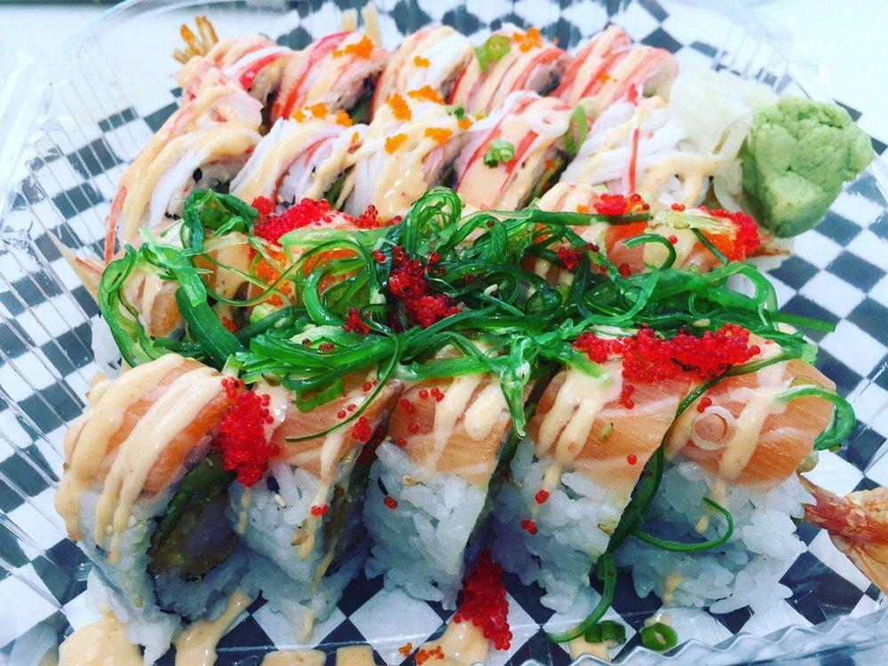 Kenbu Sushi: 9320 SE Woodstock Blvd, Portland, OR