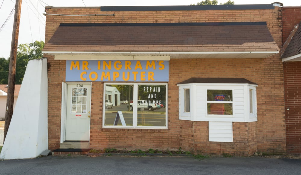 Mr. Ingram's Computer Repair & Shoppe: 812 W Main St, Locust, NC