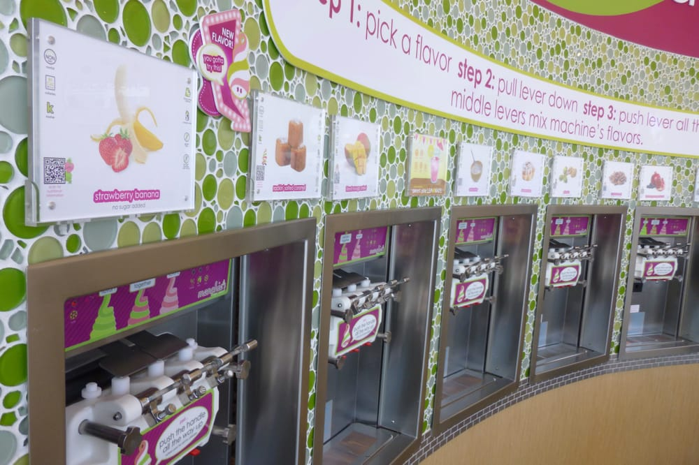 Menchies Address Healthy Food