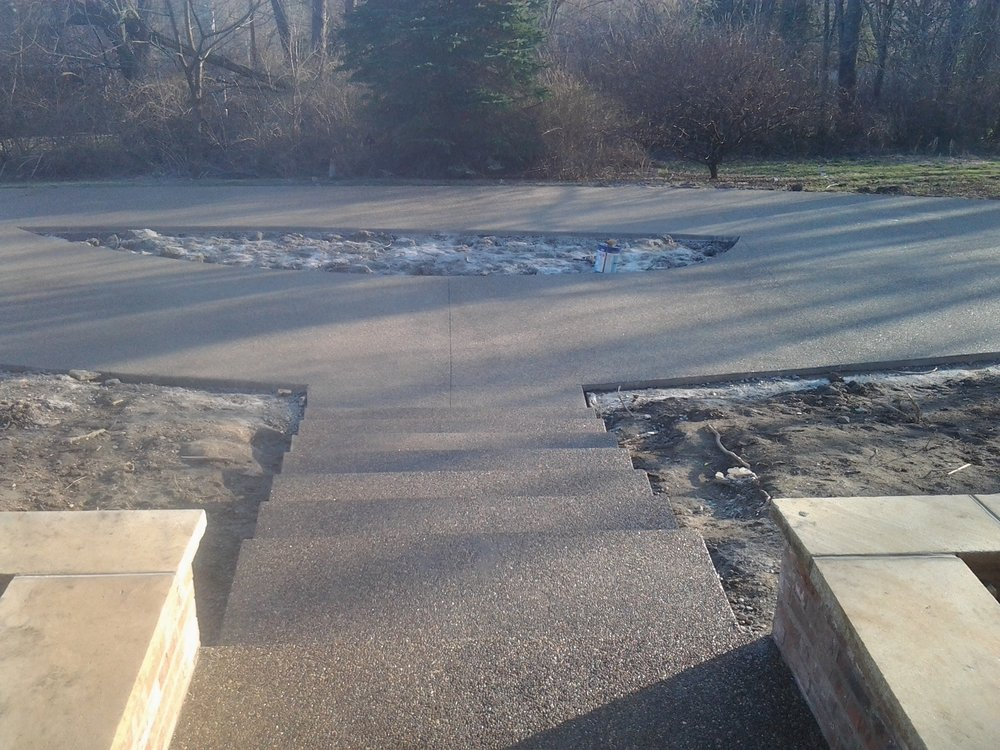 Cameron Concrete Construction: 1652 4th St, Monongahela, PA