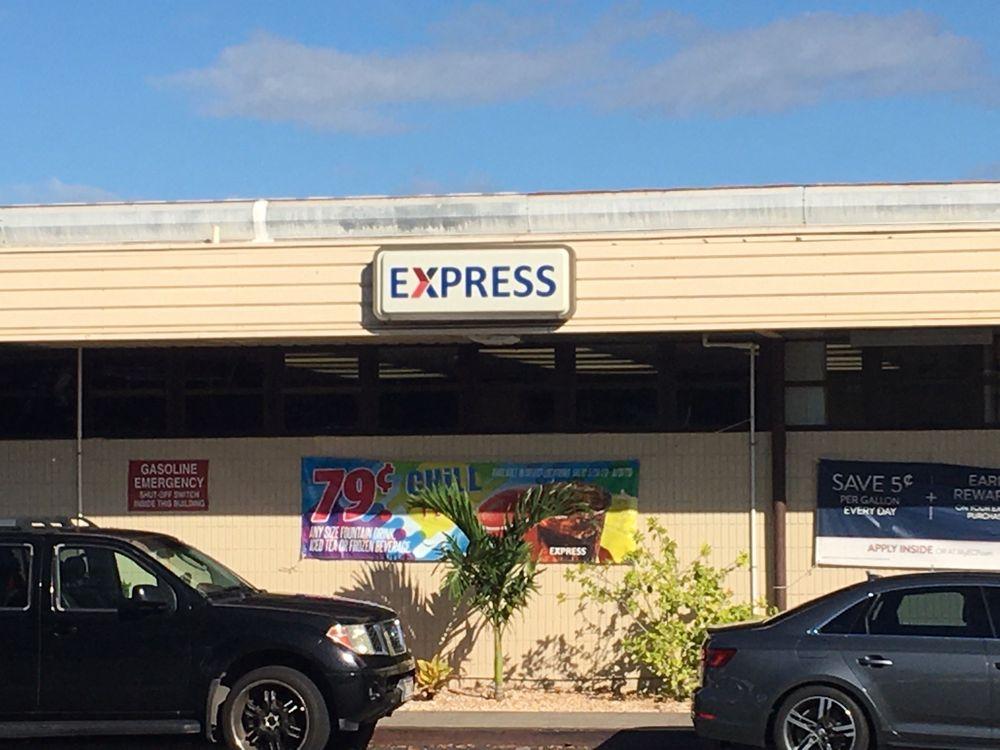 Hickam Shoppette Express