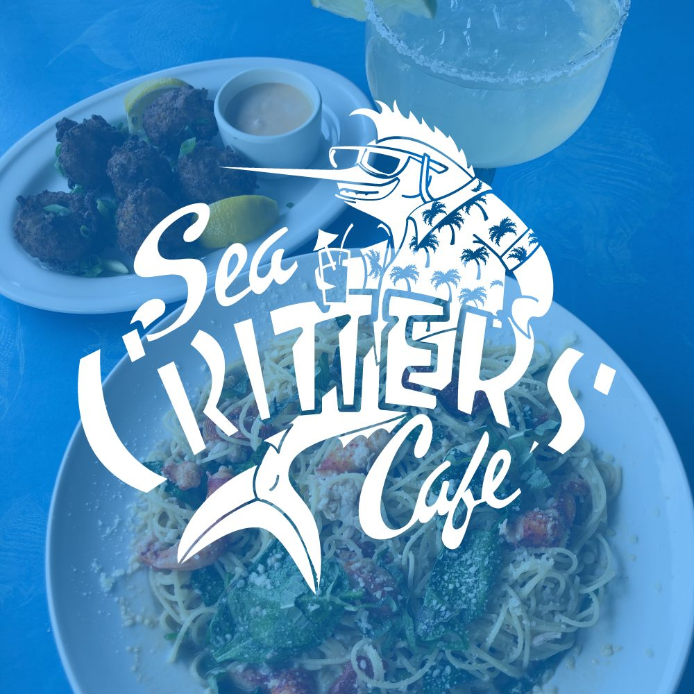 Sea Critters Cafe: 2007 Pass-A-Grille Way, St Pete Beach, FL