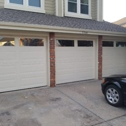 Photo Of TDu0027s Garage Door   Parker, CO, United States. House Had 3