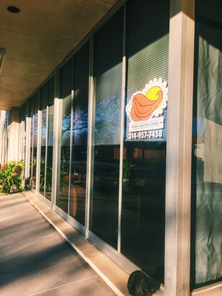 Yoga Nation Ennis: 300 West Crockett, Ennis, TX