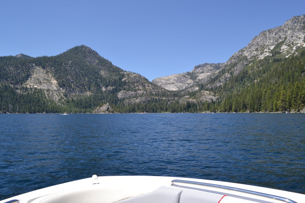Social Spots from Exclusive Tahoe Boat Rentals