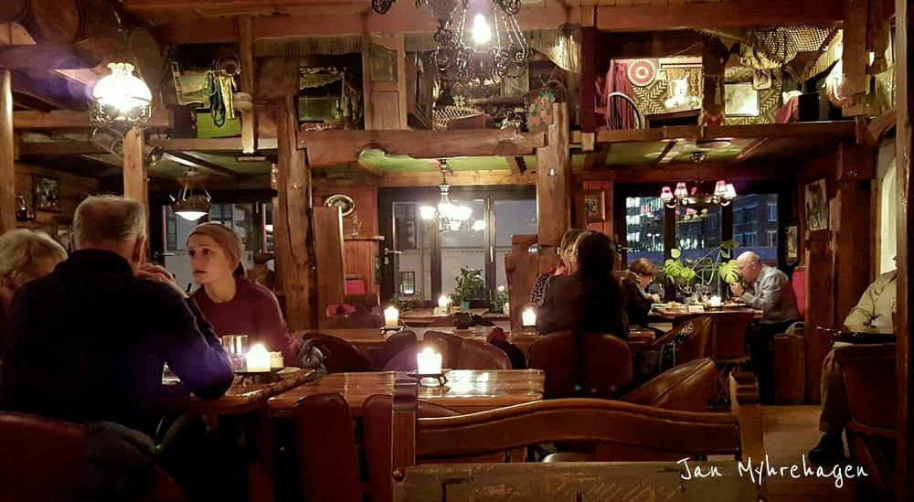 koselig restaurant oslo massasje vika oslo
