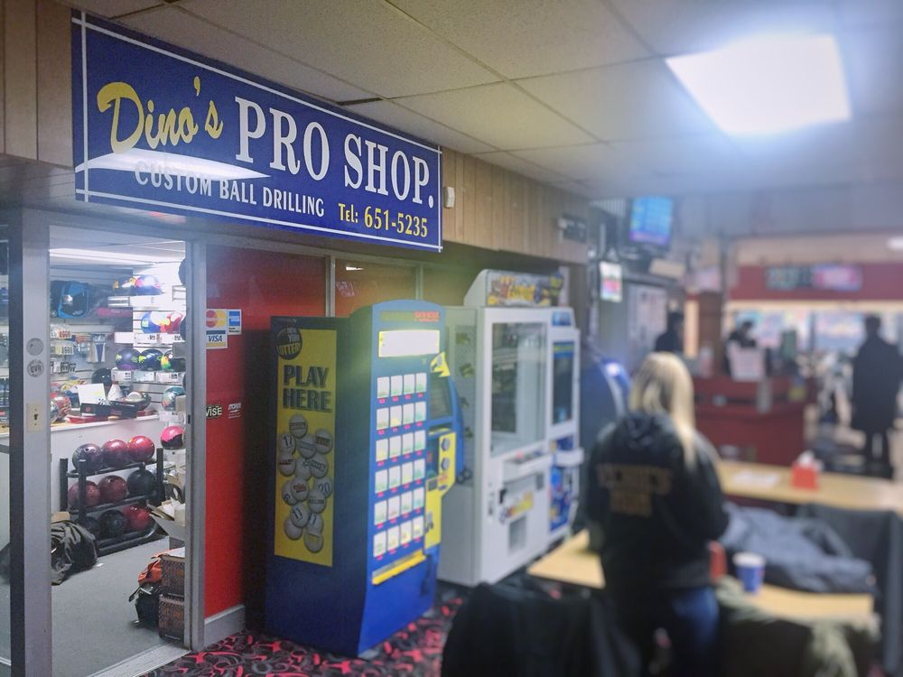 Dino's Pro Shop: 19-45 49th St, Astoria, NY