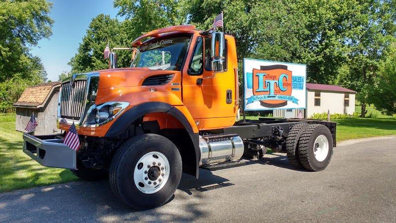 Lafarge Truck Center: 319 W Main St, La Farge, WI