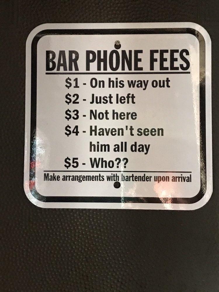 Spirits Bar and Lounge: 5827 Dunsmuir Ave, Dunsmuir, CA