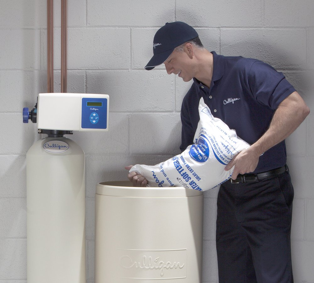 Culligan Water Conditioning of Allegan: 314 Western Ave, Allegan, MI