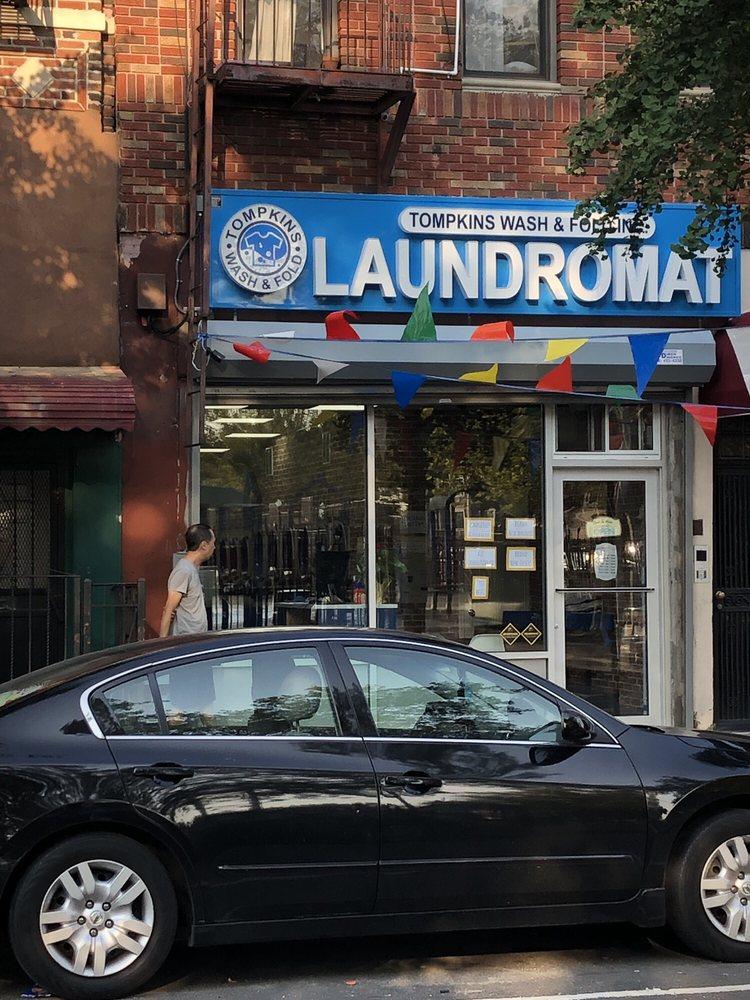 Tompkins Wash & Fold: 143 Tompkins Ave, Brooklyn, NY