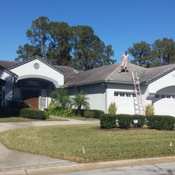 Photo Of Apple Roof Cleaning   Brandon, FL, United States. Tile Roof Before  ...
