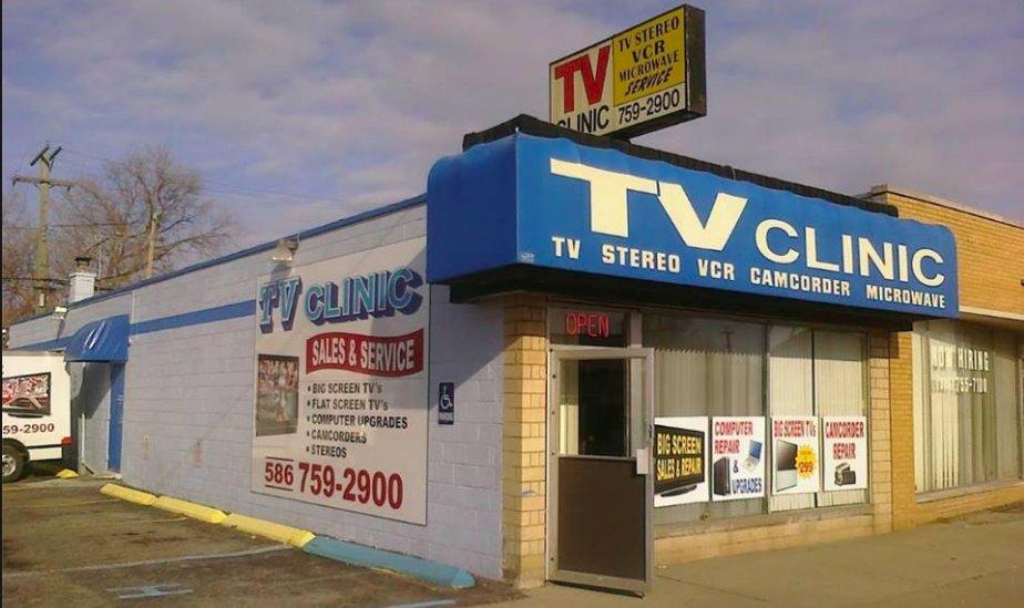 TV Clinic: 24715 Van Dyke, Center Line, MI
