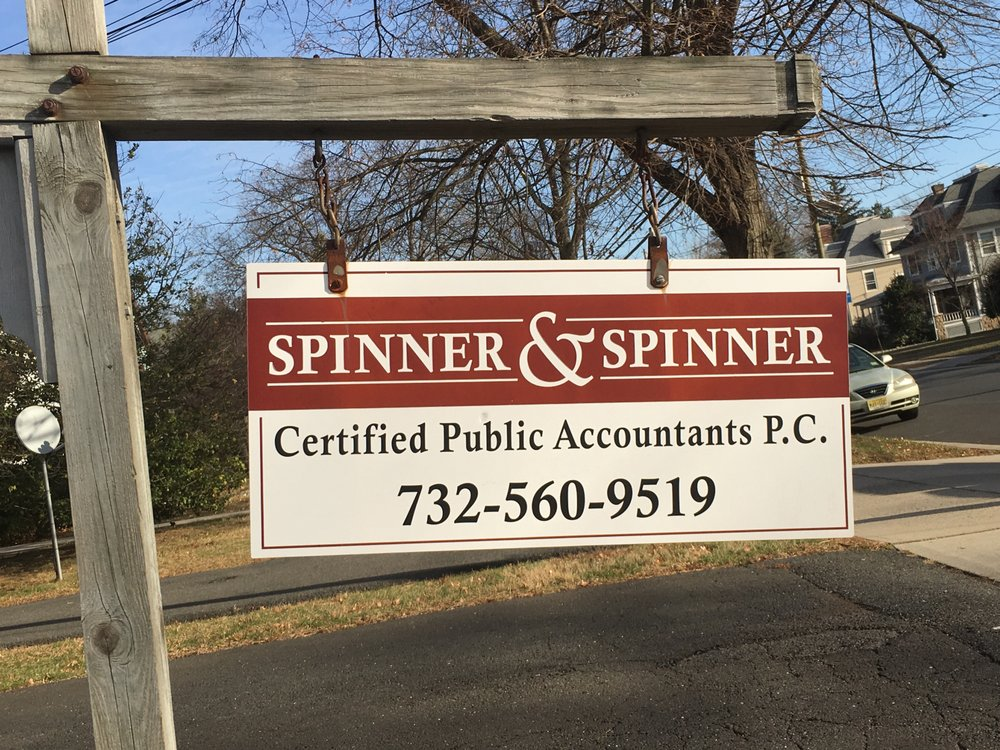 Spinner & Spinner, CPAs: 35 W Union Ave, Bound Brook, NJ