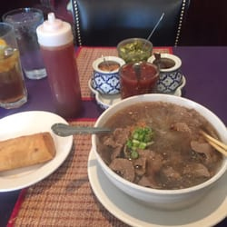 Photo Of Singha Thai Restaurant Milwaukee Wi United States Beef Noodle Soup