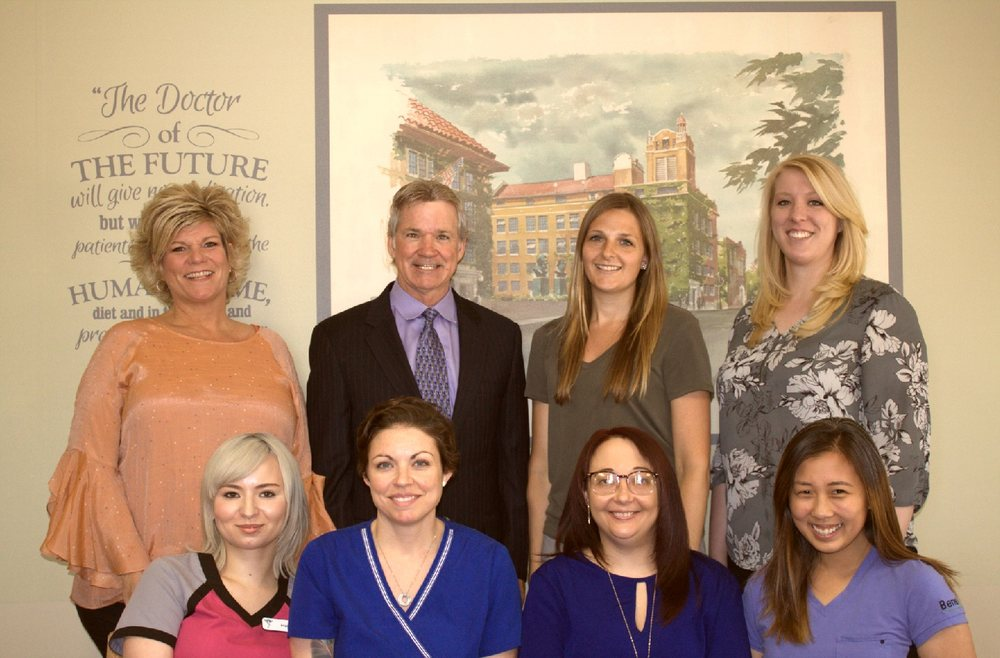 Bly Family Chiropractic: 2501 E College Ave, Bloomington, IL