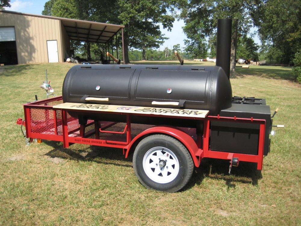 East Texas Smoker: 10228 County Rd 290, Tyler, TX