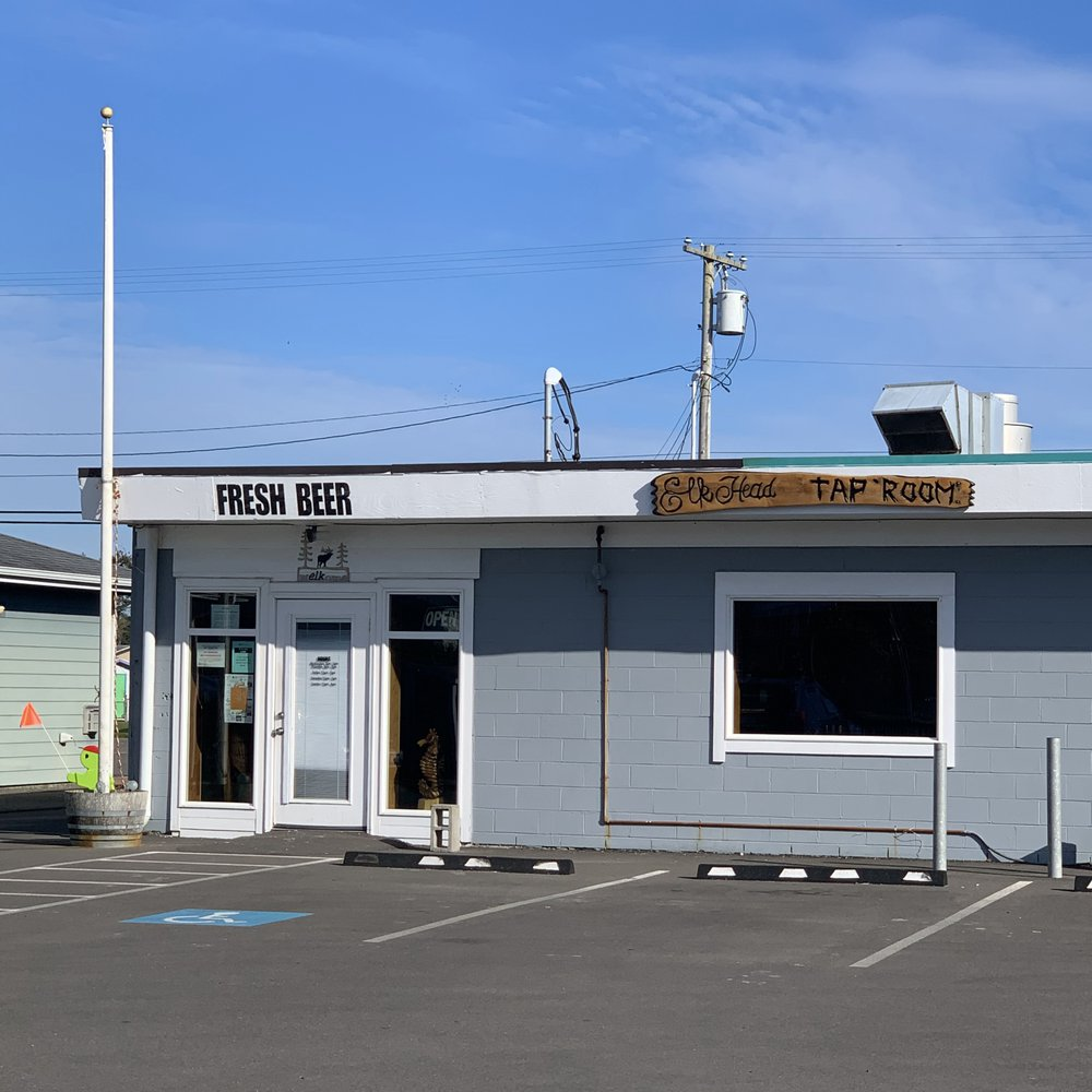 Elk Head Tap Room: 739 Point Brown Ave NW, Ocean Shores, WA