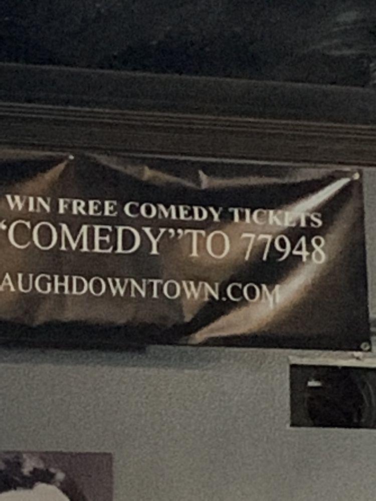 Mesquite Street Comedy Club: 617 N Mesquite St, Corpus Christi, TX