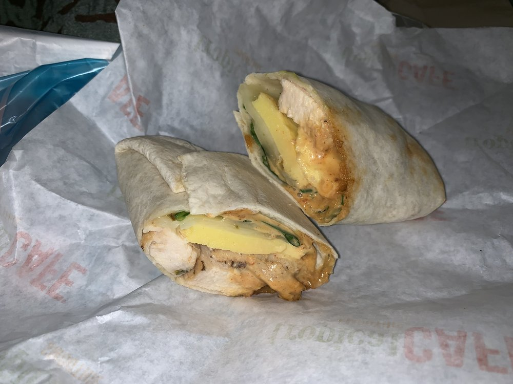 Tropical Smoothie Cafe: 32 S 1350th W, Hurricane, UT