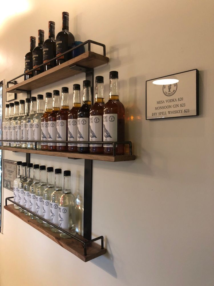 Social Spots from Dry Point Distillers