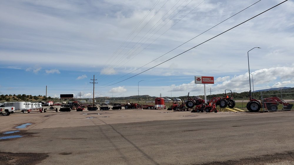 Navajo Tractor and Trailer Sales: 221 North HWY 491, Gallup, NM