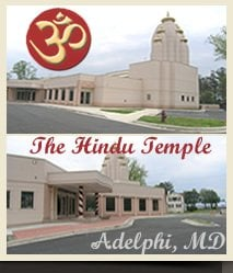 The Hindu Temple of Metropolitan Washington: 10001 Riggs Rd, Adelphi, MD