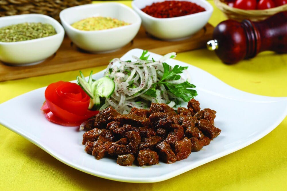 Beef liver yelp for 1453 ottoman mediterranean cuisine