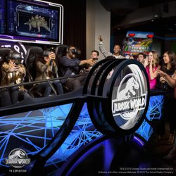 f82286bbb Photo of Dave & Buster's - Greenville, SC, United States. Jurassic World VR