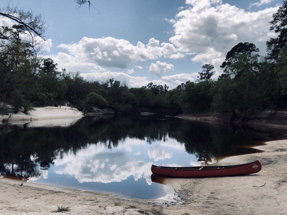 American Canoe Adventures: 10610 Bridge St, White Springs, FL