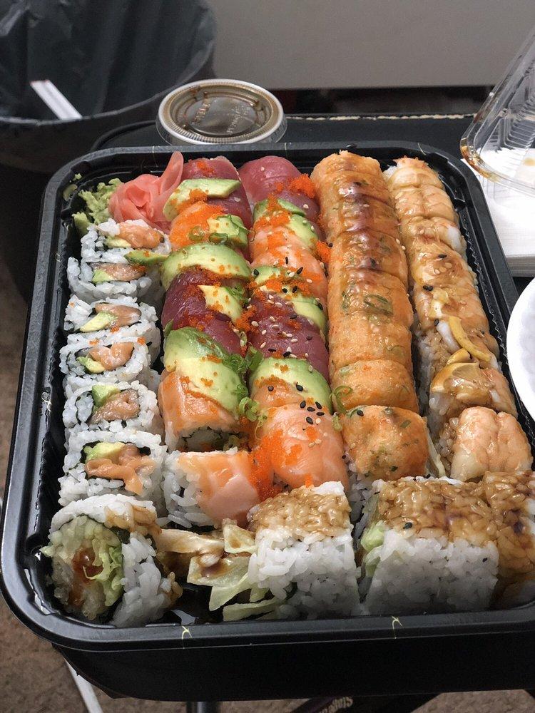Umi Japanese Cuisine: 11 N White Horse Pike, Somerdale, NJ
