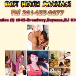 Best health massage 2 massaggi 1042 broadway bayonne for About you salon bayonne nj