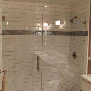 Photo of Exquisite Shower Doors - Corona CA United States. Old tub and & Exquisite Shower Doors - 31 Photos u0026 19 Reviews - Glass u0026 Mirrors ... pezcame.com