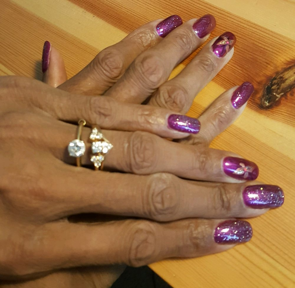 Paris Nails & Spa: 1260 Lathrop Rd, Manteca, CA