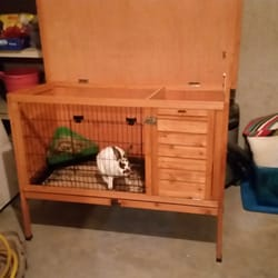 Photo Of Columbia Furniture Assembly   Columbia, MO, United States. A  Rabbit Hutch