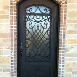 Photo of M2 Iron Doors DFW - Keller TX United States. & M2 Iron Doors DFW - 13 Photos - Door Sales/Installation - 12035 Egg ...