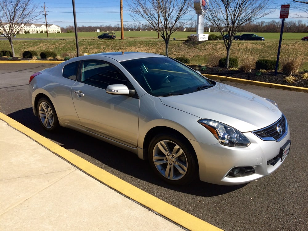2012 nissan altima coupe 2 5s in brilliant silver yelp. Black Bedroom Furniture Sets. Home Design Ideas