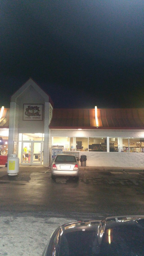 Jack B Quick Stores Number 1: 208 Mimosa Ave, Drexel, NC